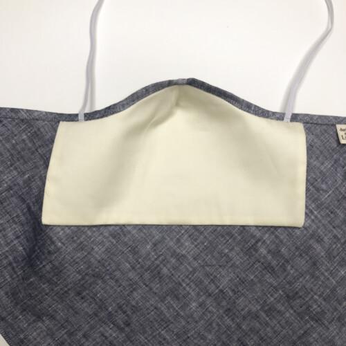 blue linen bandana_2