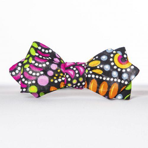 Mandala Arrow Bow Tie - Fun Bow Tie