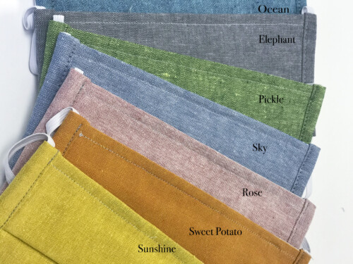 linen with names
