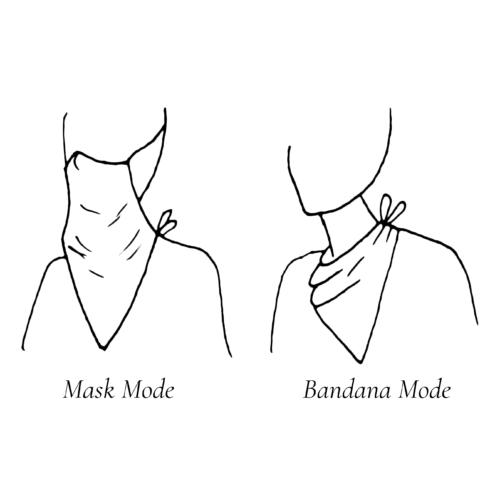 mask drawing sq